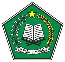 logo kemenag warna